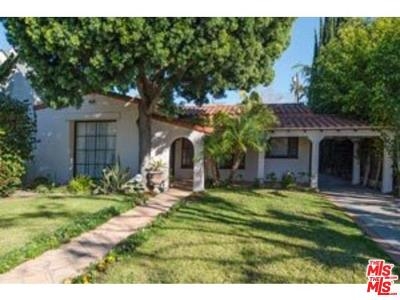 Beverly Hills Rental For Rent: 336 South Wetherly Drive