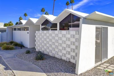 Palm Springs Condo/Townhouse For Sale: 1784 South Araby Drive