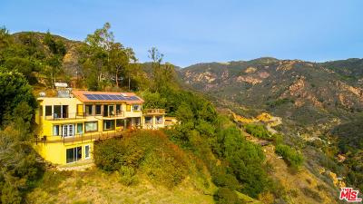 Malibu CA Single Family Home For Sale: $2,500,000