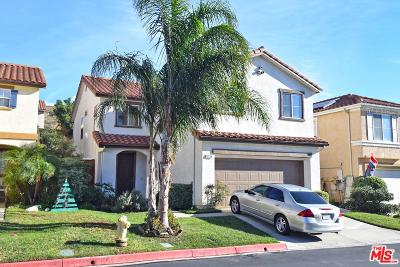 Sylmar Single Family Home For Sale: 13228 Mira Mar Drive