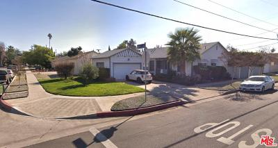North Hollywood Single Family Home For Sale: 13152 Hart Street