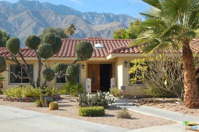 Palm Springs CA Single Family Home For Sale: $769,000