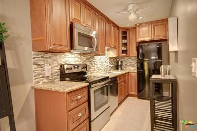 Palm Springs CA Condo/Townhouse For Sale: $125,760