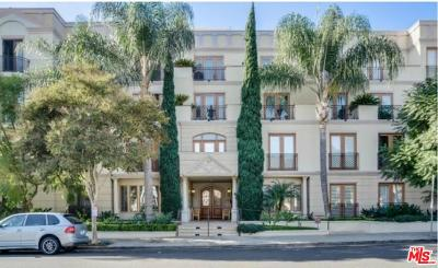 Beverly Hills Rental For Rent: 137 South Spalding Drive #105