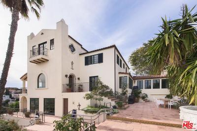 Los Angeles CA Single Family Home For Sale: $2,650,000