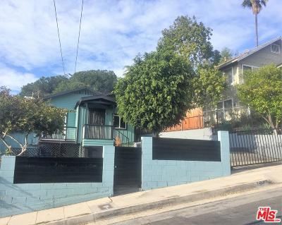 Los Angeles Single Family Home For Sale: 1941 Preston Avenue