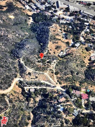 Tujunga Residential Lots & Land For Sale