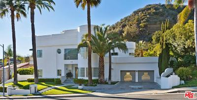 Pacific Palisades Single Family Home For Sale: 1451 Bienveneda Avenue