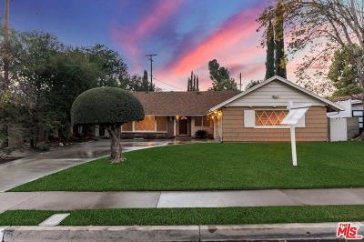 Granada Hills Single Family Home For Sale: 11911 Gothic Avenue