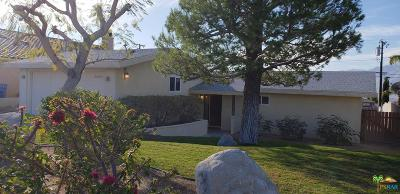 Desert Hot Springs Single Family Home For Sale: 66889 San Felipe Road