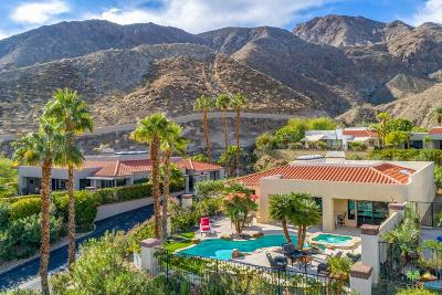Rancho Mirage Single Family Home For Sale: 34 Mirage Cove Drive