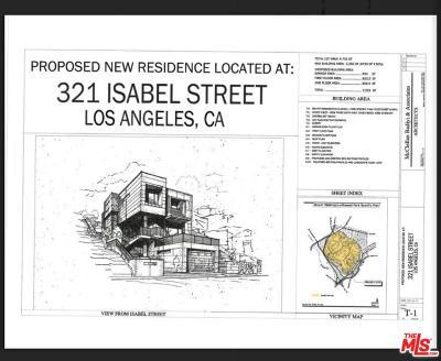 Mount Washington Residential Lots & Land For Sale: 321 Isabel Street