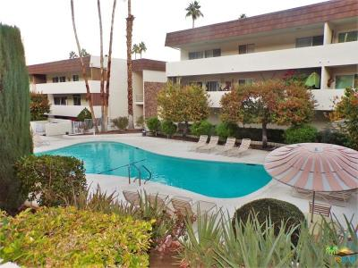 Palm Springs CA Condo/Townhouse For Sale: $199,000