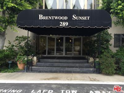 Rental For Rent: 289 South Barrington Avenue #A303