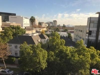 Beverly Hills Rental For Rent: 135 South McCarty Drive #401