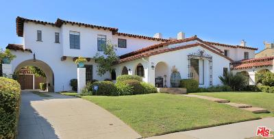 Beverly Hills Rental For Rent: 215 South Peck Drive