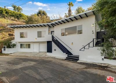 Studio City Single Family Home For Sale: 3640 Berry Drive