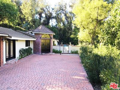 Beverly Hills Rental For Rent: 12751 Mulholland Drive