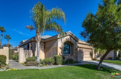 Cathedral City Single Family Home Active Under Contract: 67672 Cielo Court