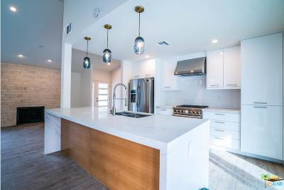 Palm Springs Single Family Home For Sale: 1025 East Louise Drive