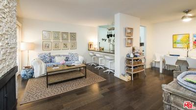 West Hollywood Condo/Townhouse Active Under Contract: 141 South Clark Drive #305