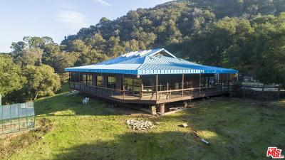 Topanga Single Family Home For Sale: 19900 Peak Trails