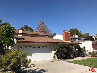 Los Angeles County Single Family Home For Sale: 13113 Oakwood Lane