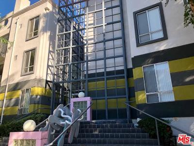 West Hollywood Rental For Rent: 852 Palm Avenue #108