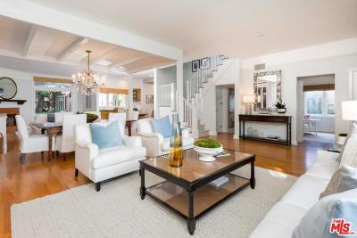 Pacific Palisades Single Family Home For Sale: 545 North Marquette Street