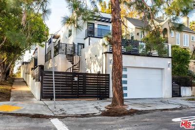 Los Angeles CA Single Family Home For Sale: $1,750,000
