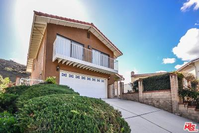 Burbank Single Family Home For Sale: 1856 Ayers Way