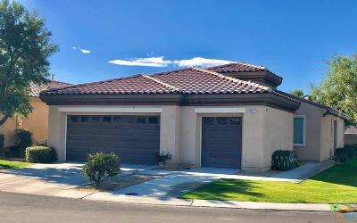 Indio Single Family Home For Sale: 49817 Maclaine Street