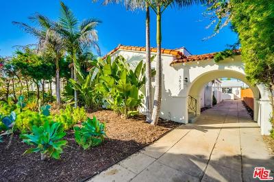 Los Angeles CA Single Family Home For Sale: $874,900