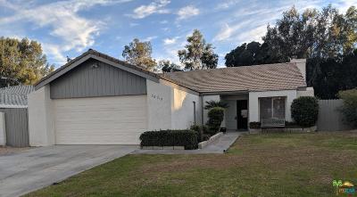Palm Desert Single Family Home For Sale: 76715 Florida Avenue