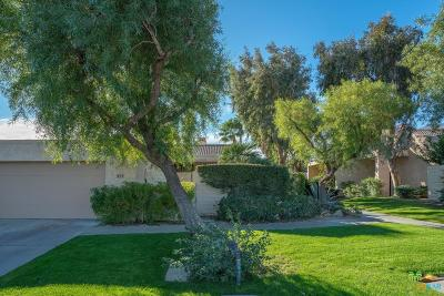 Palm Springs Condo/Townhouse For Sale: 971 North Sundance Circle