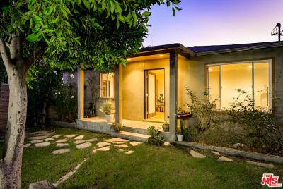 Los Angeles Single Family Home For Sale: 1409 Walgrove Avenue