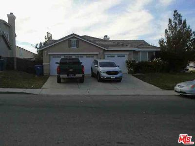 Palmdale Single Family Home For Sale: 36555 Silverado Drive