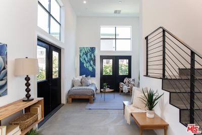 Los Angeles Single Family Home Active Under Contract: 315 South Avenue 57