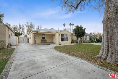North Hollywood Single Family Home For Sale: 6034 Morella Avenue