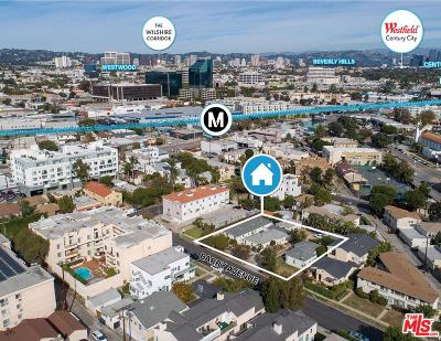 Los Angeles Residential Lots & Land For Sale: 2444 Barry Avenue