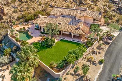 Palm Springs Single Family Home For Sale: 2300 South Bisnaga Avenue
