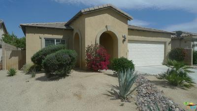 Palm Springs Single Family Home For Sale: 3864 Mission Peak