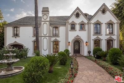 Beverly Hills Rental For Rent: 603 North Palm Drive