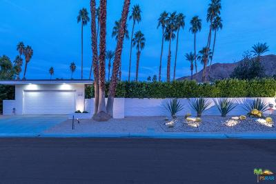Palm Springs Single Family Home For Sale: 2352 South Yosemite Drive