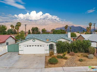 Cathedral City Single Family Home For Sale: 33163 Whispering Palms Trails
