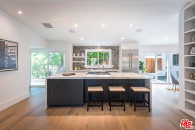 Sherman Oaks Single Family Home For Sale: 15057 Greenleaf Street