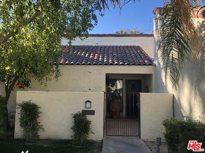 Rancho Mirage Condo/Townhouse For Sale: 409 Forest Hills Drive