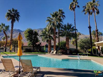 Palm Springs Condo/Townhouse For Sale: 1382 East Andreas Road