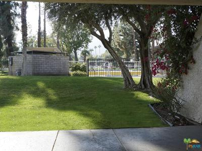 Palm Springs Condo/Townhouse For Sale: 510 North Villa Court #113
