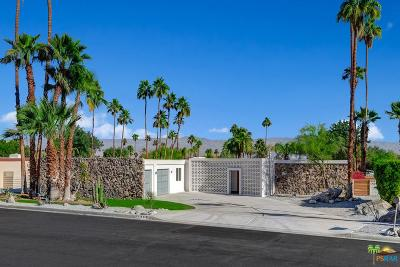 Rancho Mirage Single Family Home For Sale: 71560 Biskra Road